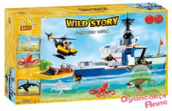 Cobi - Cobi Scientific Vessel 400 Pcs Wild Story