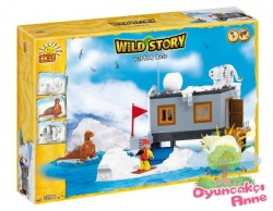 Cobi - Cobi Winter Base 300 Pcs Wild Story