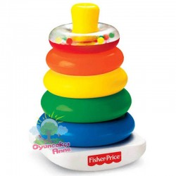 Fisher Price - Fisher Price Renkli Halkalar