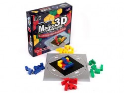 Hi-Q Toys - 3D Magic Square Sihirli Küpler