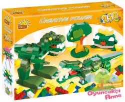 Cobi - Cobi Creative Power 250 Pcs