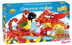 Cobi - Cobi Creative Power 650 Pcs