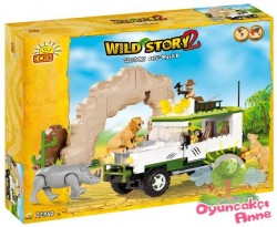 Cobi - Cobi Safari Off-Road 360 Pcs Wild Story